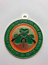 Gold 60mm Medal with Tab from €4.00